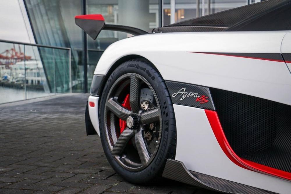 Koenigsegg để mắt đến hạng mục đua xe mới của Le Mans 7