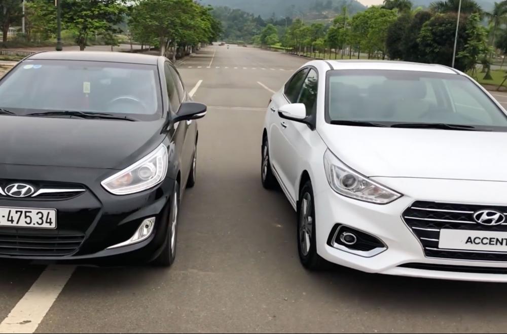 Đánh giá Hyundai Accent 2018 bản đặc biệt 1.4 AT
