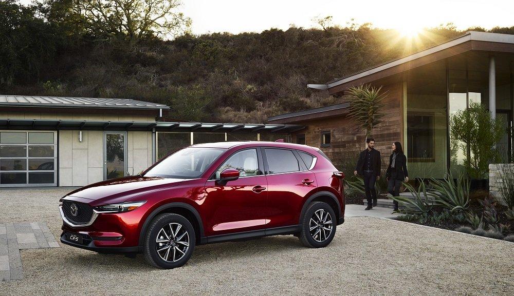 Mazda ưu đãi bảo hiểm và phụ kiện trong tháng 9/2018.