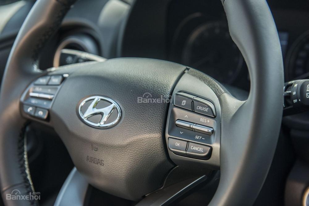 Vô lăng của Hyundai Kona 2018