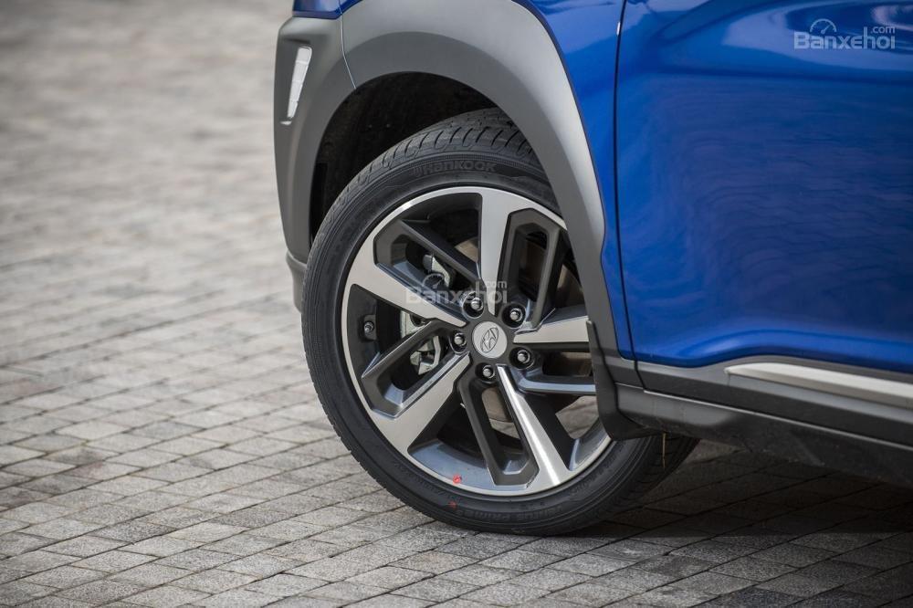 bánh xe Hyundai Kona 2018