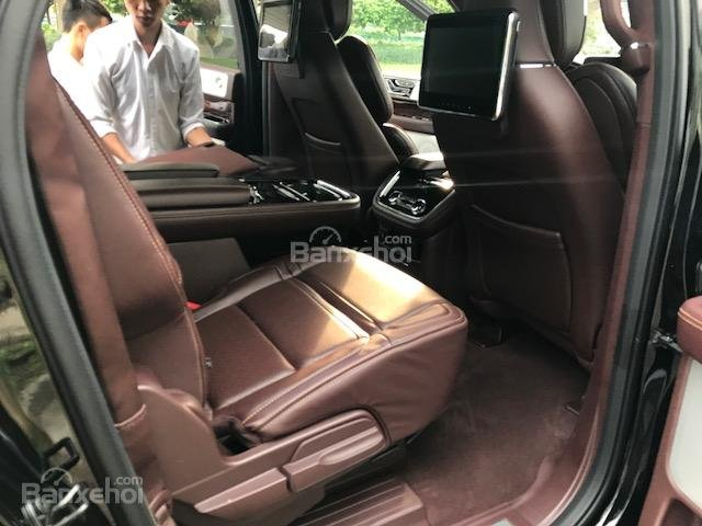 Bán Lincoln Navigator Navigator Black Label năm sản xuất 2019 màu đen, nhập khẩu-8