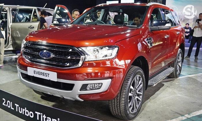 Bán Ford Everest 2.0L Bi-Turbo nhập khẩu Thái - LH: 0902172017 - Em Mai-0