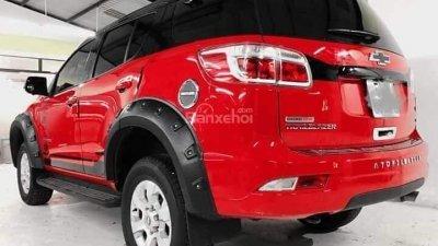 Bán ô tô Chevrolet Trailblazer đời 2018, màu đỏ, nhập khẩu nguyên chiếc-2