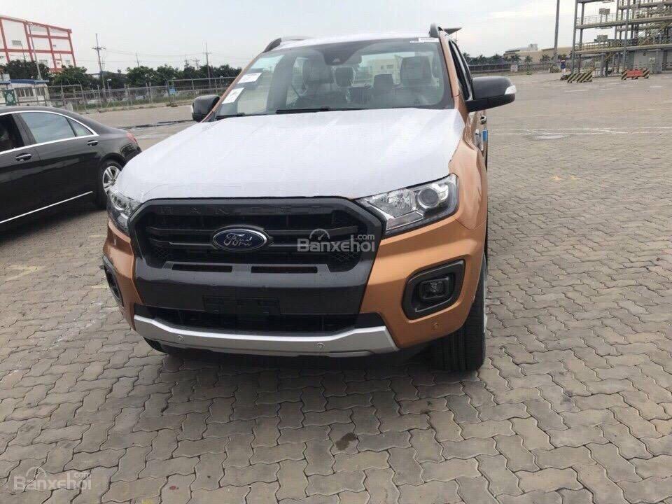 Bán Ranger 2018 đã có giá xe nhiều màu, nhập khẩu nguyên xe từ Thái-4