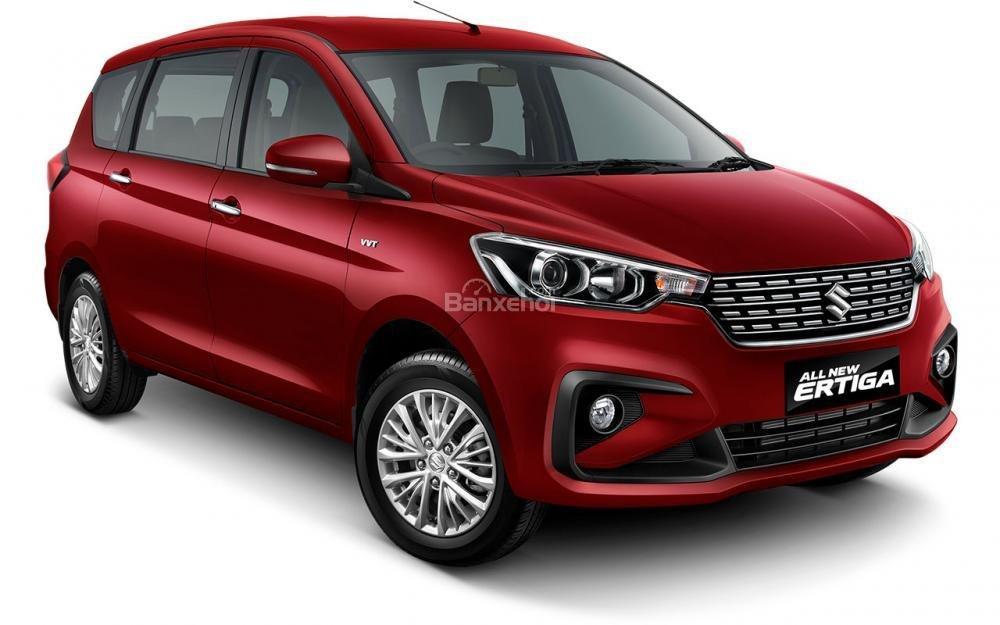 Xe gia đình nhập khẩu tầm 600 triệu, chọn tân binh Mitsubishi Xpander hay Suzuki Ertiga thế hệ mới? 1.