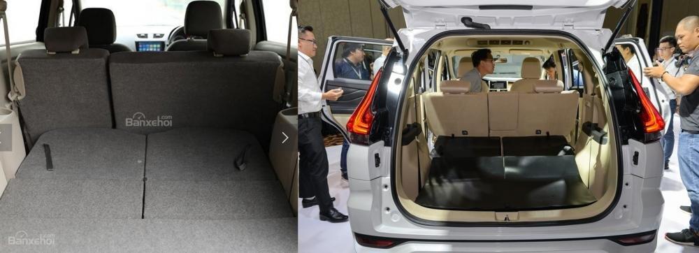 Xe gia đình nhập khẩu tầm 600 triệu, chọn tân binh Mitsubishi Xpander hay Suzuki Ertiga thế hệ mới? 10.