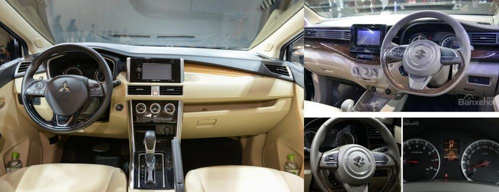 Xe gia đình nhập khẩu tầm 600 triệu, chọn tân binh Mitsubishi Xpander hay Suzuki Ertiga thế hệ mới? 9.