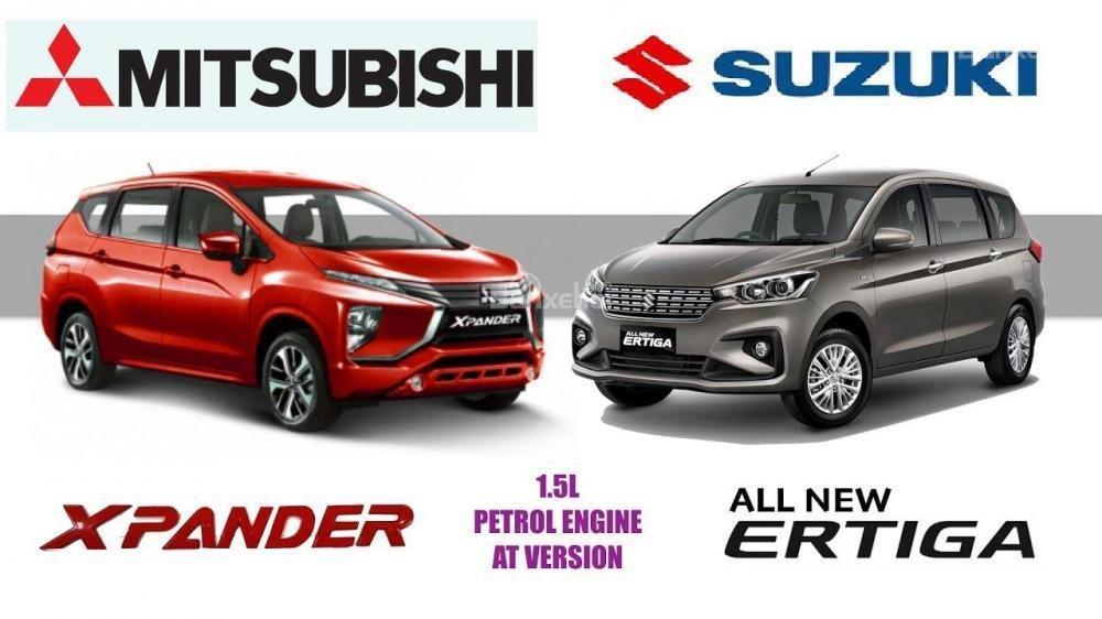 Xe gia đình nhập khẩu tầm 600 triệu, chọn tân binh Mitsubishi Xpander hay Suzuki Ertiga thế hệ mới? 3.