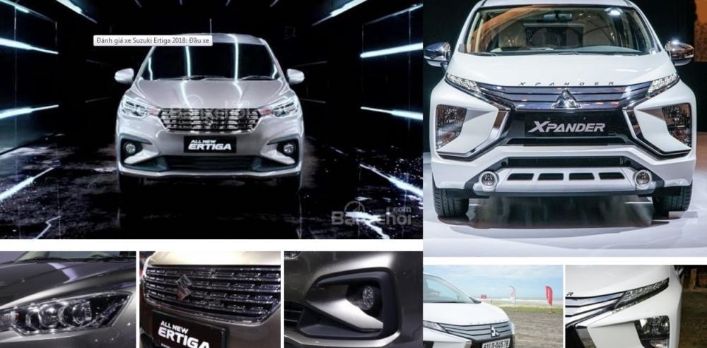 Xe gia đình nhập khẩu tầm 600 triệu, chọn tân binh Mitsubishi Xpander hay Suzuki Ertiga thế hệ mới? 4.
