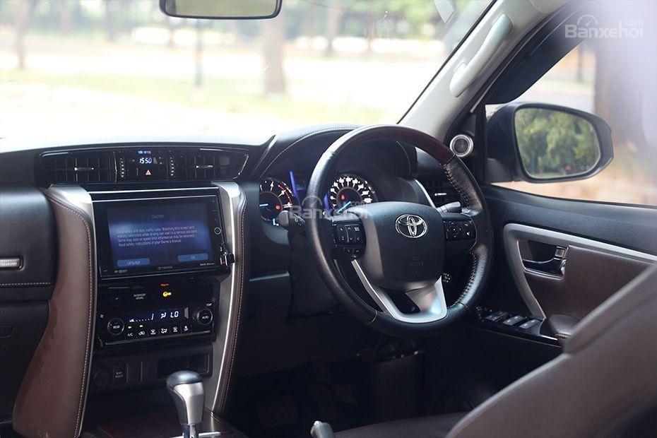 """Ảnh Toyota Fortuner TRD 2018 - Bản thể thao """"hot"""" TMV vẫn nợ khách Việt a13"""
