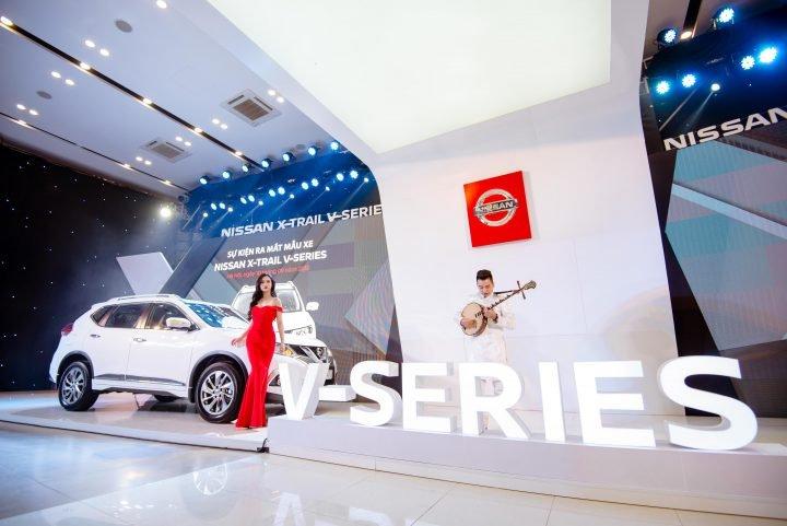 Đánh giá xe Nissan X-Trail V-series 2019 vừa ra mắt thị trường Việt Nam a1
