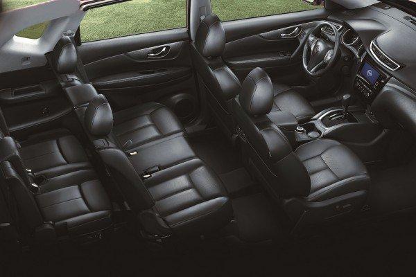 Đánh giá xe Nissan X-Trail V-series 2019: Ghế ngồi của xe sắp xếp theo cấu hình 5+2 1