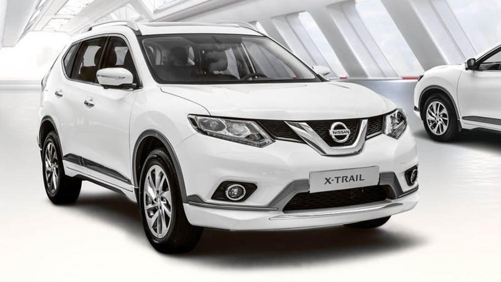 Đánh giá xe Nissan X-Trail V-series 2019 về đầu xe a4
