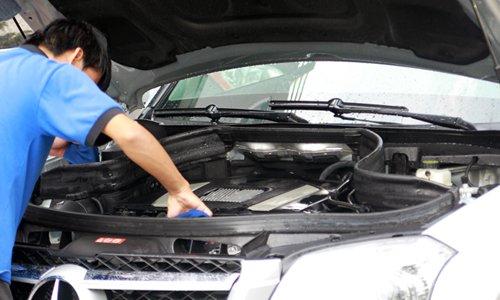 Động cơ ô tô có thể đặt ở vị trí nào trên xe? a1