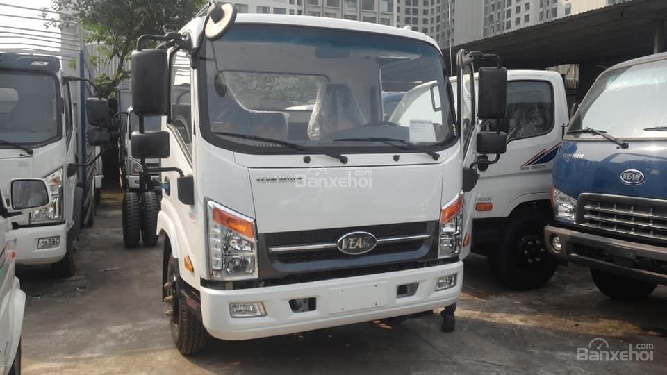 Bán xe Veam VT260-1 tải trọng 1,9 tấn thùng dài 6m- Bán xe trả góp 80%, giao ngay (2)