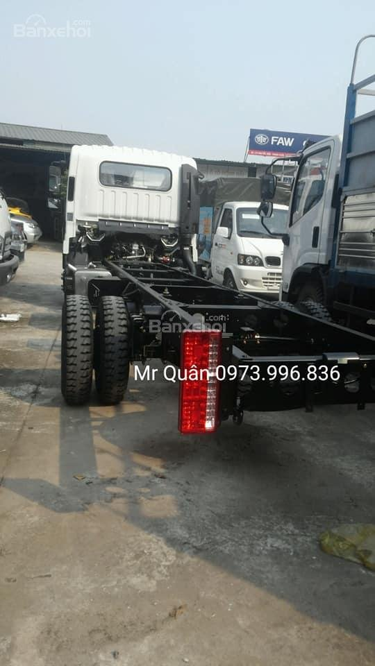 Bán xe Veam VT260-1 tải trọng 1,9 tấn thùng dài 6m- Bán xe trả góp 80%, giao ngay (3)