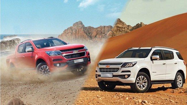 Chevrolet Colorado và Trailblazer có khả năng cao sẽ tiếp tục được bán tại Việt Nam