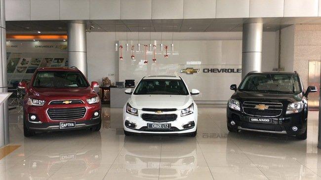 Chevrolet Việt Nam khai tử các mẫu xe lắp ráp