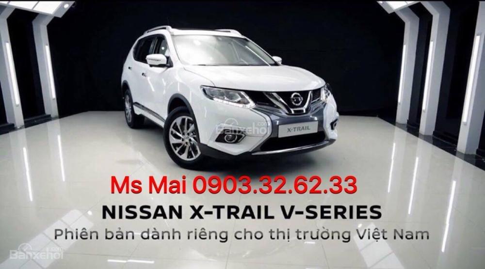 Bán xe Nissan X trail 2.0SL-VL Luxury V Siver - Liên hệ ngay Ms Mai để được hỗ trợ-1