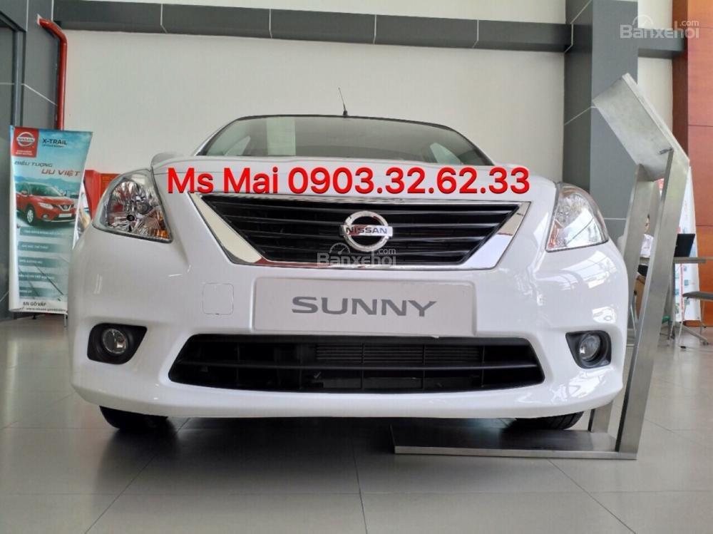Nissan Sunny XL 5C- Xe Nhật giá thật - Rẻ nhất, rộng nhất phân khúc sedan. LH ngay Ms Mai để được hỗ trợ về giá-0