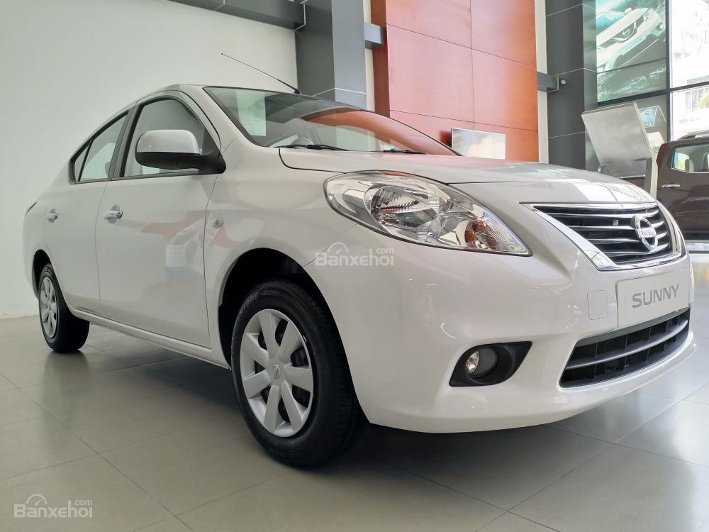 Nissan Sunny XL 5C- Xe Nhật giá thật - Rẻ nhất, rộng nhất phân khúc sedan. LH ngay Ms Mai để được hỗ trợ về giá-1