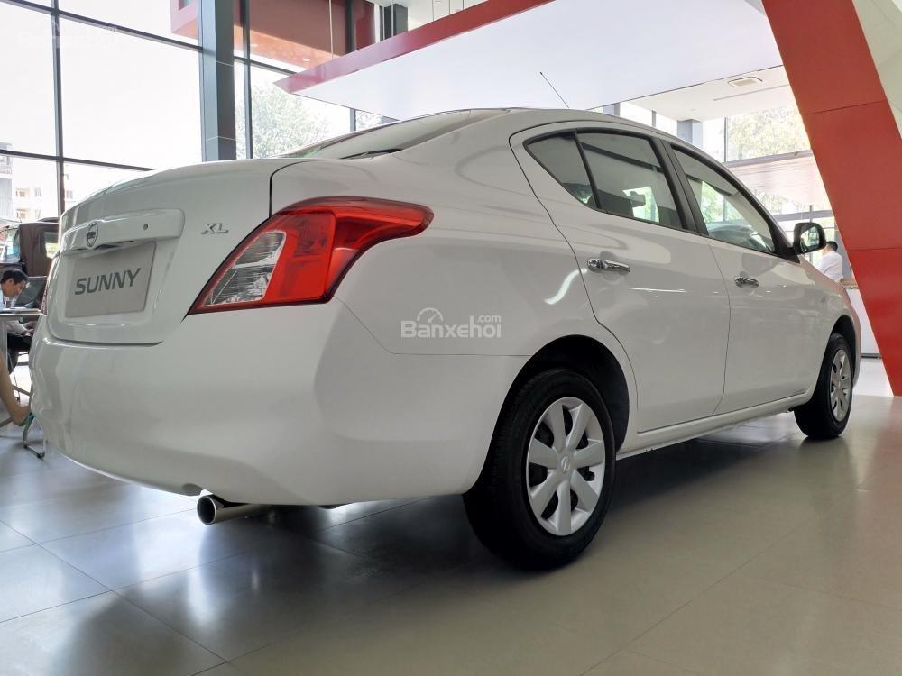 Nissan Sunny XL 5C- Xe Nhật giá thật - Rẻ nhất, rộng nhất phân khúc sedan. LH ngay Ms Mai để được hỗ trợ về giá-3
