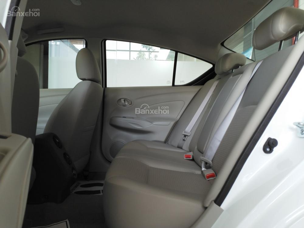 Nissan Sunny XL 5C- Xe Nhật giá thật - Rẻ nhất, rộng nhất phân khúc sedan. LH ngay Ms Mai để được hỗ trợ về giá-5