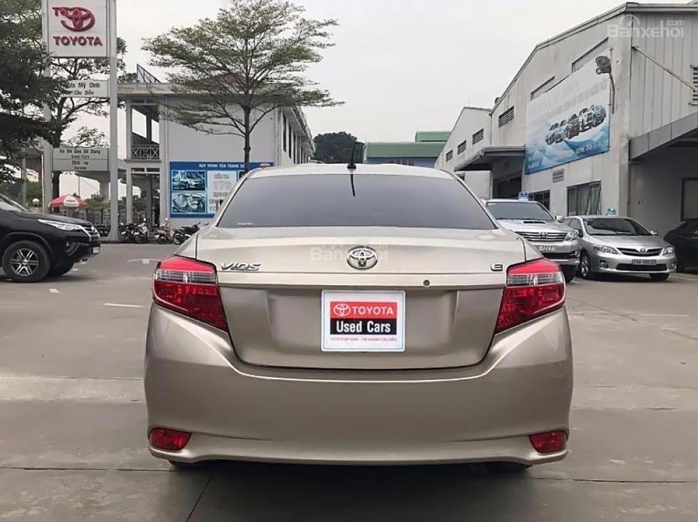 Bán Hyundai Santa Fe 2.4L 4WD sản xuất 2017, màu nâu (2)