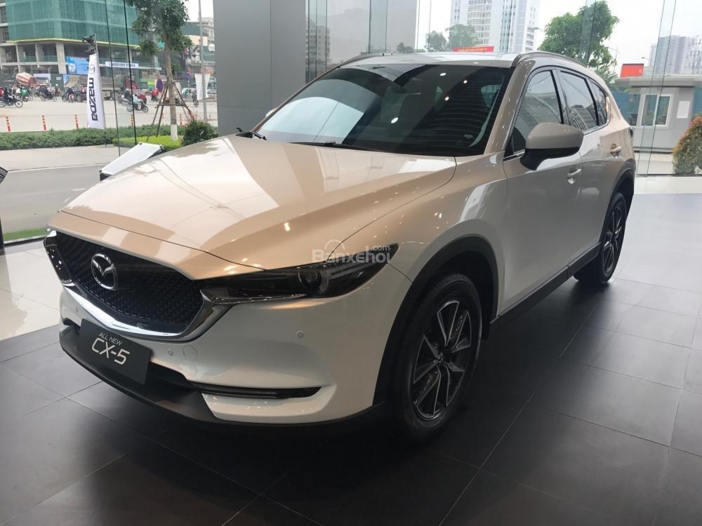 Mazda Phạm Văn Đồng - Bán xe CX -5 2018 đủ màu - hỗ trợ vay trả góp 90% giá trị xe, giao xe ngay - LH: 096.482.6996-0