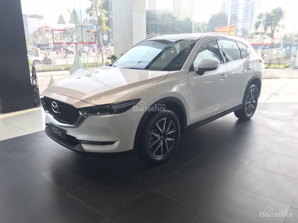 Mazda Phạm Văn Đồng - Bán xe CX -5 2018 đủ màu - hỗ trợ vay trả góp 90% giá trị xe, giao xe ngay - LH: 096.482.6996-1