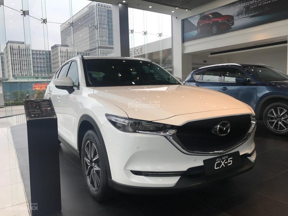 Mazda Phạm Văn Đồng - Bán xe CX -5 2018 đủ màu - hỗ trợ vay trả góp 90% giá trị xe, giao xe ngay - LH: 096.482.6996-2