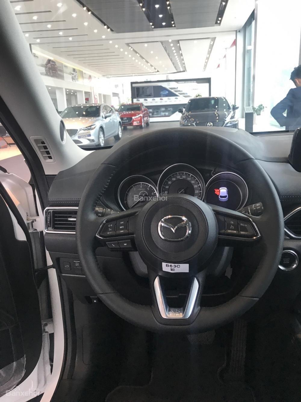 Mazda Phạm Văn Đồng - Bán xe CX -5 2018 đủ màu - hỗ trợ vay trả góp 90% giá trị xe, giao xe ngay - LH: 096.482.6996-6