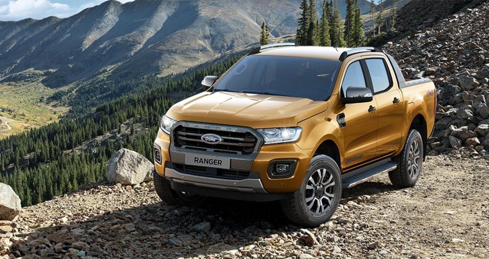 Giá xe Ford Ranger 2020