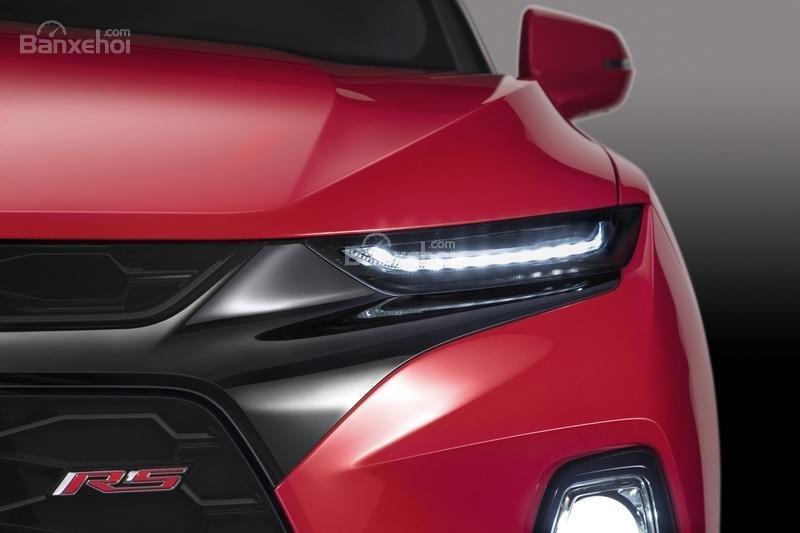 Đánh giá xe Chevrolet Blazer 2019: Đèn LED chạy ban ngày ...