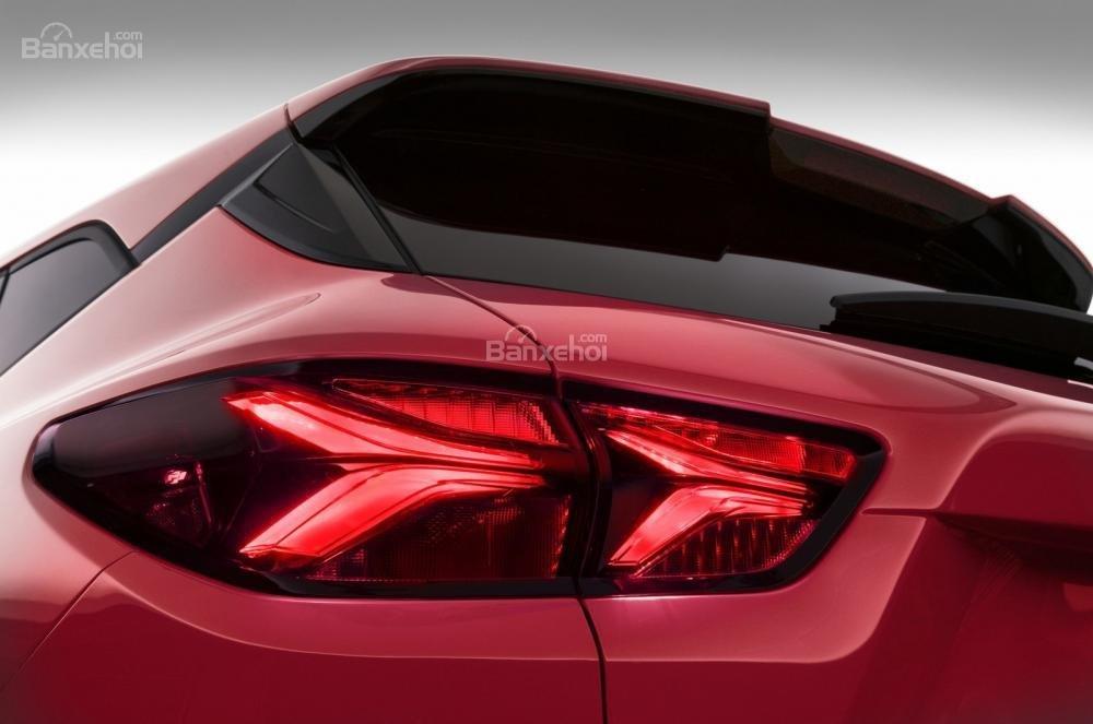 Đánh giá xe Chevrolet Blazer 2019: Đèn hậu LED tạo hình độc đáo ...