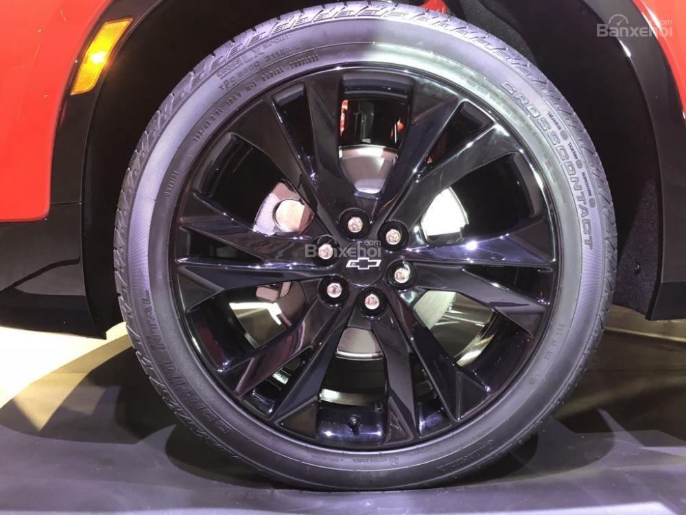 Đánh giá xe Chevrolet Blazer 2019: La-zăng 21 inch trên bản cao cấp...