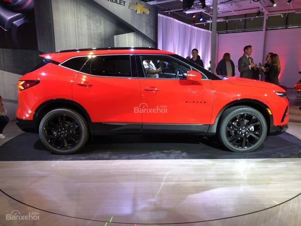 Đánh giá xe Chevrolet Blazer 2019: Thẫn xe cơ bắp đậm chất Mỹ...