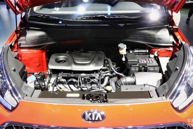Kia KX3 2019 công bố giá niêm yết từ 373 triệu đồng, cạnh tranh Ford EcoSport - Ảnh 8.