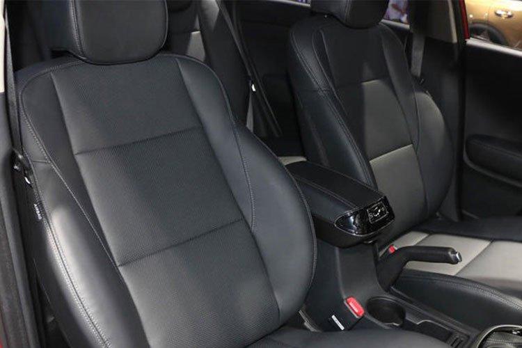Kia KX3 2019 công bố giá niêm yết từ 373 triệu đồng, cạnh tranh Ford EcoSport - Ảnh 6.