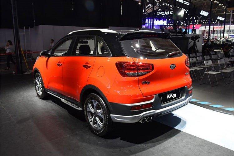Kia KX3 2019 công bố giá niêm yết từ 373 triệu đồng, cạnh tranh Ford EcoSport - Ảnh 9.