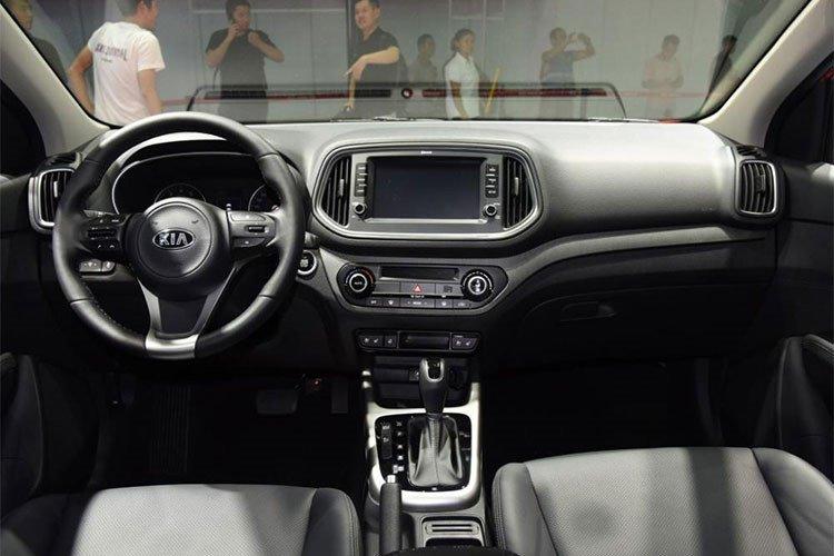 Kia KX3 2019 công bố giá niêm yết từ 373 triệu đồng, cạnh tranh Ford EcoSport - Ảnh 4.