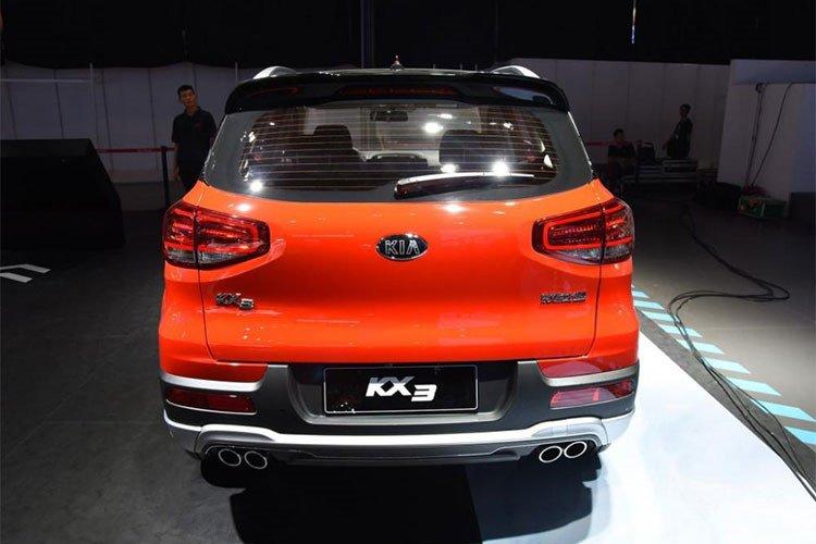 Kia KX3 2019 công bố giá niêm yết từ 373 triệu đồng, cạnh tranh Ford EcoSport - Ảnh 3.