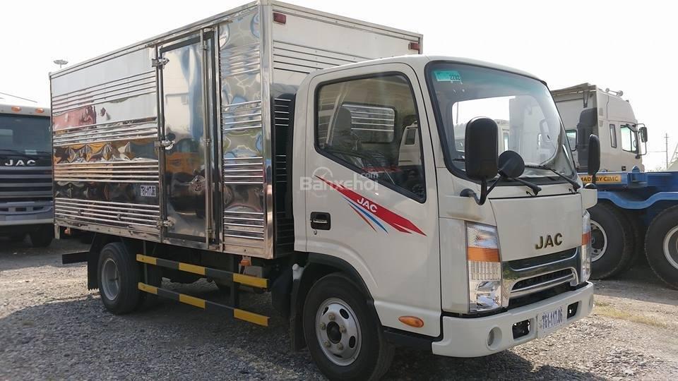 Bán xe tải Jac 3.5 tấn Hải Phòng, động cơ Isuzu mới nhất (7)
