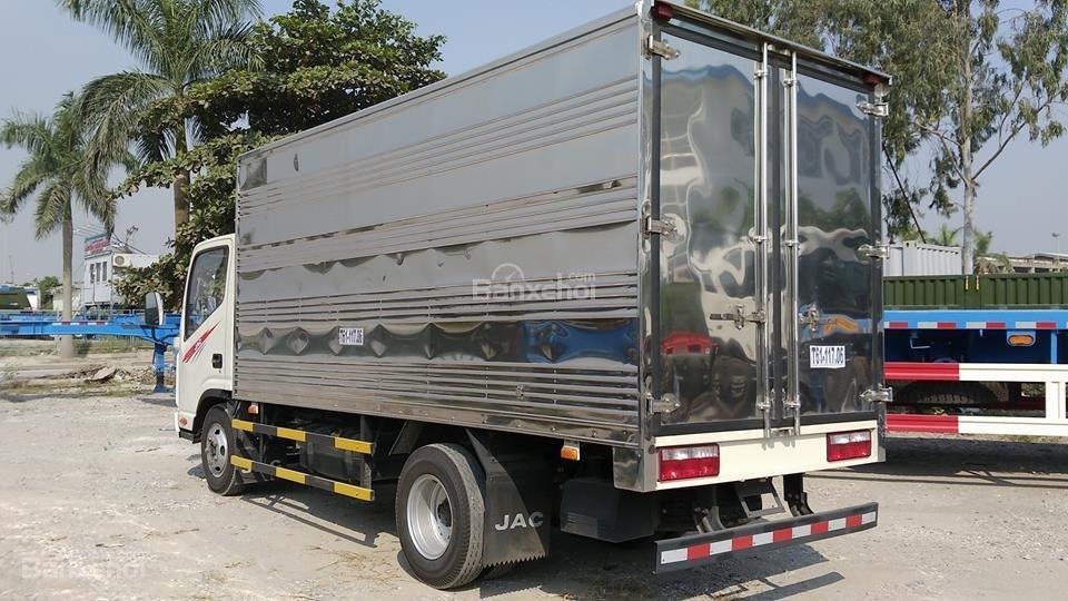 Bán xe tải Jac 3.5 tấn Hải Phòng, động cơ Isuzu mới nhất (8)