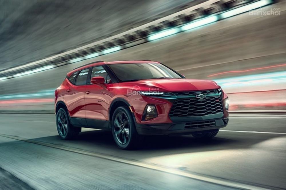 Đánh giá xe Chevrolet Blazer 2019 - Lựa chọn crossover hoàn toàn mới...
