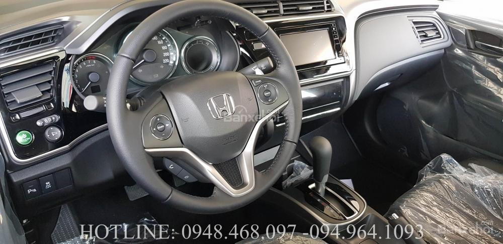 [Honda Hải Phòng] Bán xe Honda City 1.5 - Giá tốt nhất - Hotline: 0948.468.097-5