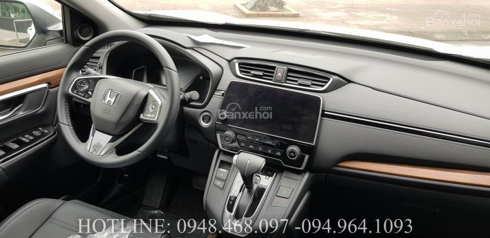 [Honda Hải Phòng] bán xe Honda CR-V 1.5L - Giá tốt nhất - Hotline: 0948.468.097-0