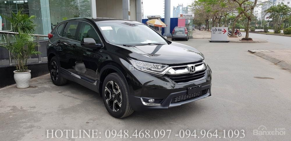 [Honda Hải Phòng] bán xe Honda CR-V 1.5L - Giá tốt nhất - Hotline: 0948.468.097-2