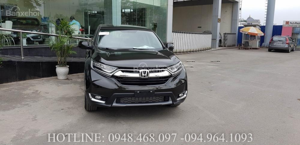[Honda Hải Phòng] bán xe Honda CR-V 1.5L - Giá tốt nhất - Hotline: 0948.468.097-3